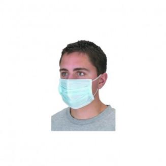 Μάσκες χειρουργικές, μιας χρήσης, με λάστιχο - KLF med