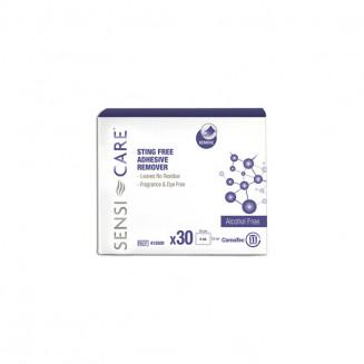 Sensi-Care Sting Free Adhesive Remover Wipe καθαριστικό δέρματος - ConvaTec