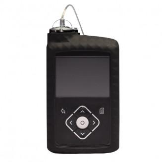 Θήκη αντλίας ινσουλίνης MiniMed 640G, σιλικόνης, μαύρη - Medtronic