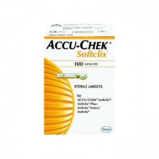 Accu-Chek Softclix σκαρφιστήρες μέτρησης σακχάρου - Roche