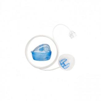 MiniMed mio σετ έγχυσης ινσουλίνης μπλε, 6mm, 45cm - Medtronic