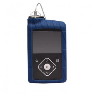 Θήκη αντλίας ινσουλίνης MiniMed 640G, σιλικόνης, μπλε - Medtronic