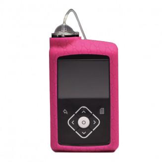 Θήκη αντλίας ινσουλίνης MiniMed 640G, σιλικόνης, ροζ - Medtronic